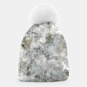 Miniatur Winter Camouflage 01 Beanie, Live Heroes