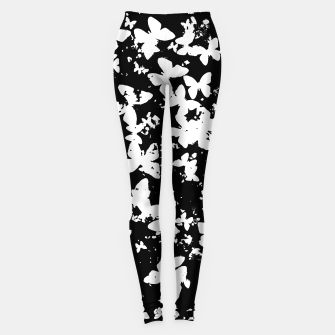 Thumbnail image of barely butterfly leggings, Live Heroes