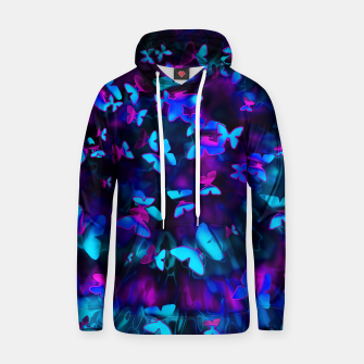 Thumbnail image of butterfly fantasy hoody, Live Heroes