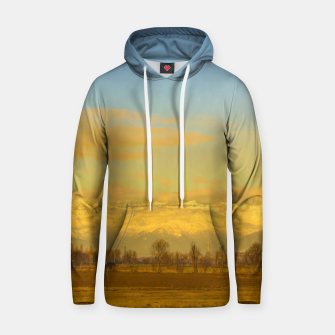 Thumbnail image of Piamonte Landscape Afternoon Scene, Italy Hoodie, Live Heroes