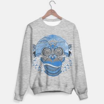 Miniaturka monkey graphics  Sweater regular, Live Heroes
