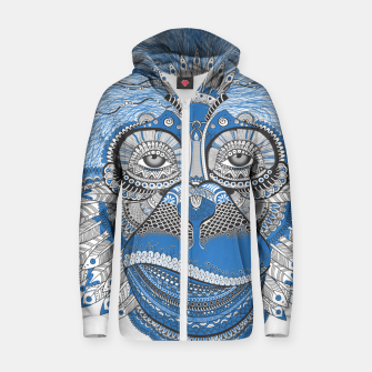 Miniaturka monkey graphics  Zip up hoodie, Live Heroes