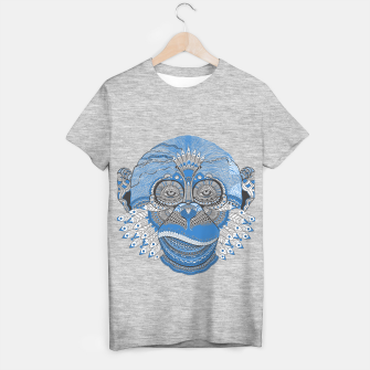 Miniaturka monkey graphics  T-shirt regular, Live Heroes