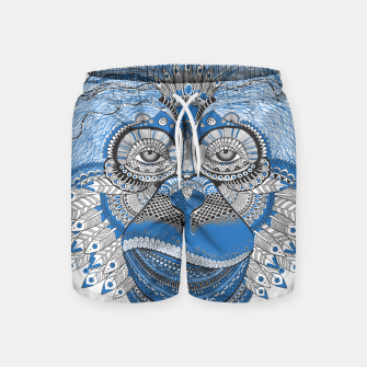 Miniaturka monkey graphics  Swim Shorts, Live Heroes