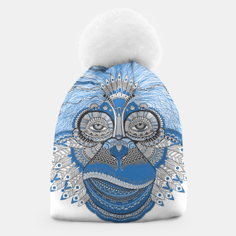 Thumbnail image of monkey graphics  Beanie, Live Heroes