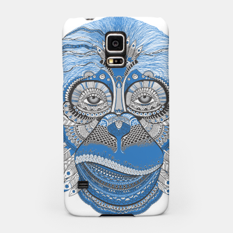 Thumbnail image of monkey graphics  Samsung Case, Live Heroes