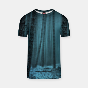 Thumbnail image of Midnight Forest T-Shirt, Live Heroes