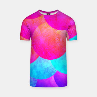 Thumbnail image of Abstract Bubbles  T-shirt, Live Heroes