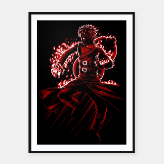 Thumbnail image of Sand of fire Cartel con marco, Live Heroes