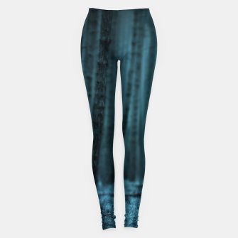 Thumbnail image of Midnight Forest Leggings, Live Heroes