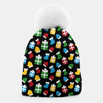 Miniatur Xmas gifts Gorro, Live Heroes