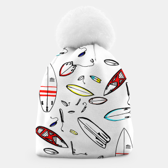 Surfboards 4 All Beanie obraz miniatury