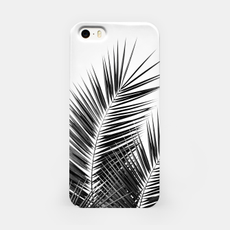 Thumbnail image of Black Palm Leaves Dream - Cali Summer Vibes #1 #tropical #decor #art iPhone-Hülle, Live Heroes