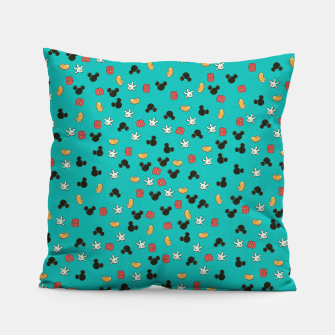 Mouse Party Pillow miniature
