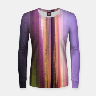 Thumbnail image of Northern lights Women sweater, Live Heroes