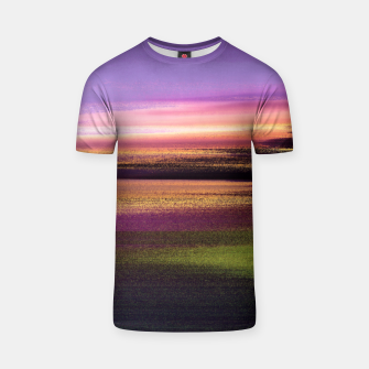 Thumbnail image of Northern lights T-shirt, Live Heroes