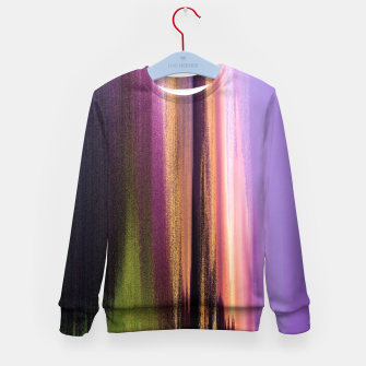 Thumbnail image of Northern lights Kid's sweater, Live Heroes