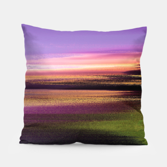 Thumbnail image of Northern lights Pillow, Live Heroes