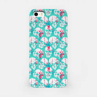 Thumbnail image of Skulls Pattern iPhone Case, Live Heroes