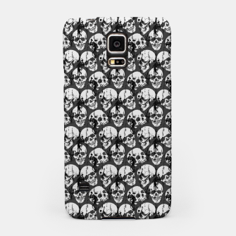 Thumbnail image of Skulls Pattern Samsung Case, Live Heroes
