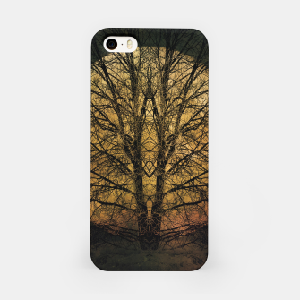 Miniatur Tree of knowledge iPhone Case, Live Heroes