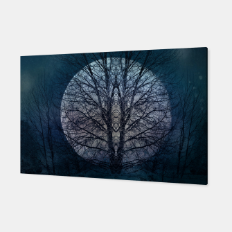 Thumbnail image of Tree of knowledge blue Canvas, Live Heroes