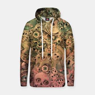 Miniature de image de Washed Monster World Hoodie, Live Heroes