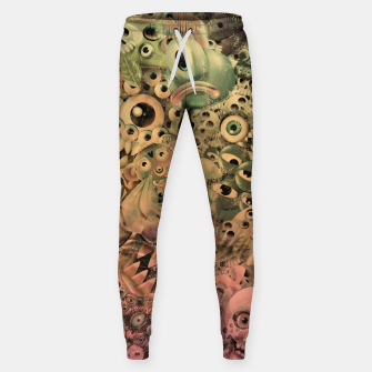 Miniature de image de Washed Monster World Sweatpants, Live Heroes