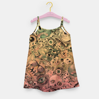 Miniature de image de Washed Monster World Girl's dress, Live Heroes