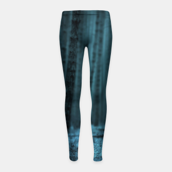 Thumbnail image of Midnight Forest Kinder-Leggins, Live Heroes