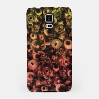 Miniature de image de Monsters Eye Party Washed Samsung Case, Live Heroes