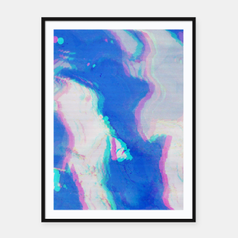 Thumbnail image of Holo Jazz Framed poster, Live Heroes