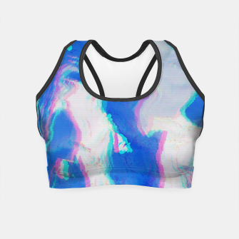 Thumbnail image of Holo Jazz Crop Top, Live Heroes
