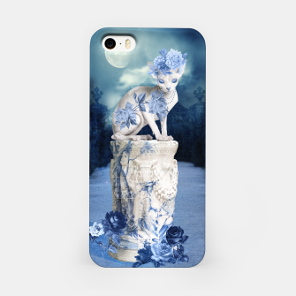 Thumbnail image of Porcelain Sphynx iPhone Case, Live Heroes