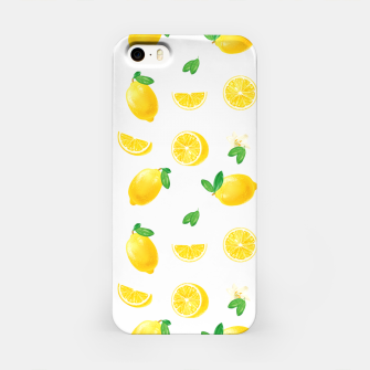 Thumbnail image of Bittersweet Mellow Bright Yellow Lemon iPhone Case, Live Heroes