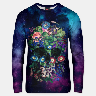 Colorful Skull Unisex sweater Bild der Miniatur