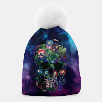 Colorful Skull Beanie miniature