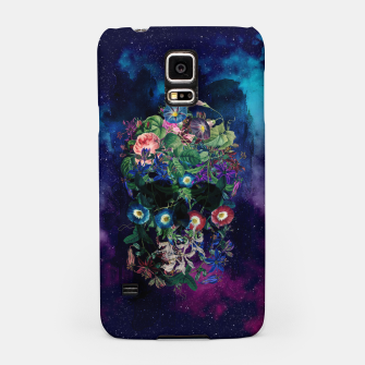 Colorful Skull Samsung Case miniature