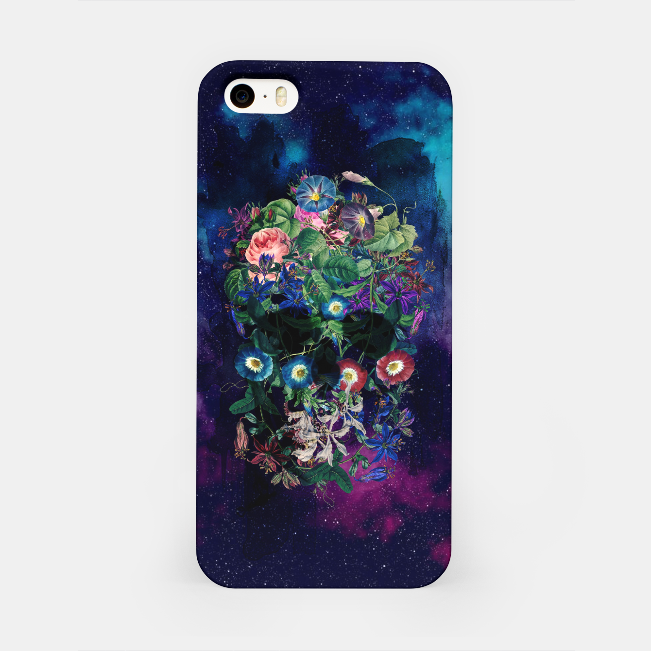 Image de Colorful Skull iPhone Case - Live Heroes