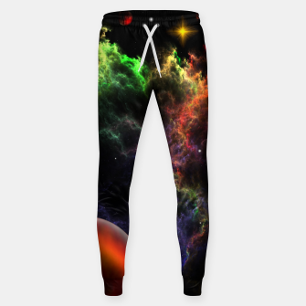 Thumbnail image of Planetoids In The Nebula Cluster Sweatpants, Live Heroes
