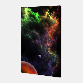 Thumbnail image of Planetoids In The Nebula Cluster Canvas, Live Heroes