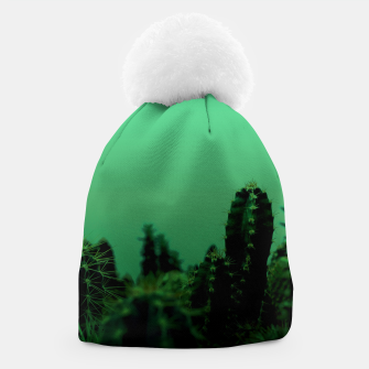 Thumbnail image of Cactus Dream Beanie, Live Heroes
