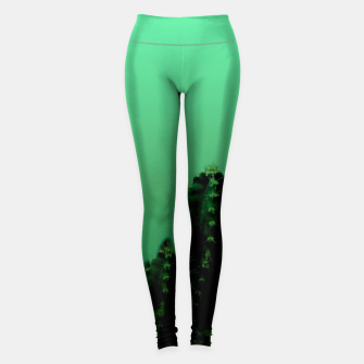 Thumbnail image of Cactus Dream Leggings, Live Heroes