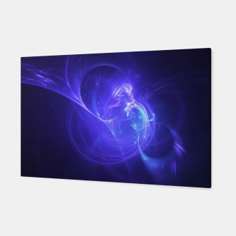 Thumbnail image of Deep Space Abstract Fractal Art Design Canvas, Live Heroes