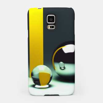 Reflections on Glass Samsung Case thumbnail image