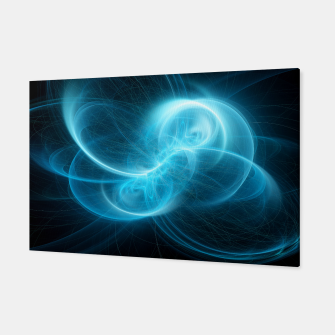 Thumbnail image of Making Contact Abstract Fractal Art Design Canvas, Live Heroes