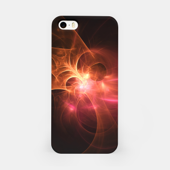 Thumbnail image of Cosmica Abstract Fractal Art Design iPhone Case, Live Heroes