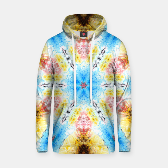Thumbnail image of Daylight Pattern Hoodie, Live Heroes