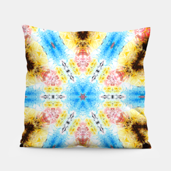 Thumbnail image of Daylight Pattern Pillow, Live Heroes