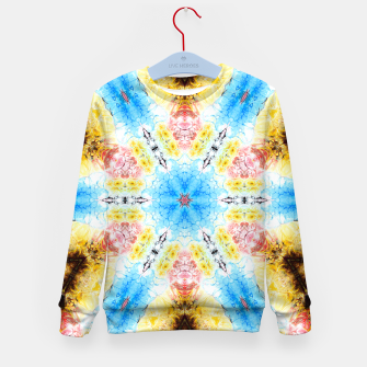 Thumbnail image of Daylight Pattern Kid's sweater, Live Heroes